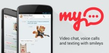 mychat video chat messages