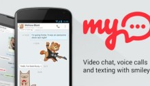 mychat video chat messages