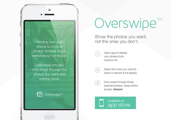 Overswipe