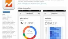 google analytics for ios