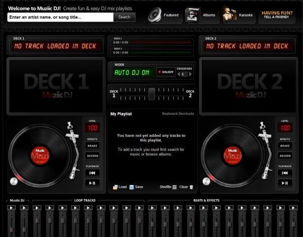 muziic.com dj