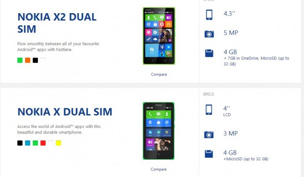 Nokia X android