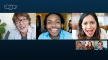 Skype ModernWindows