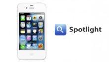 spotlight for ios