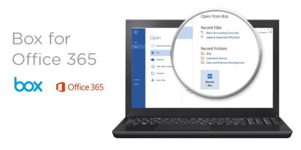 box integration with microsoft office