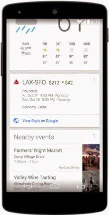 google now airfares discount