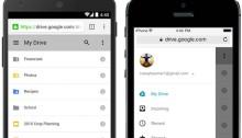 mobile google-drive