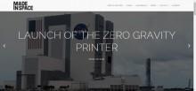 Nasa Sent 3D printer into space