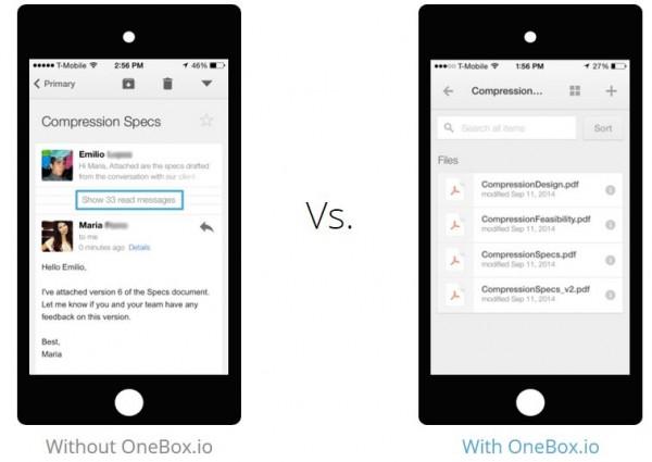 onebox App