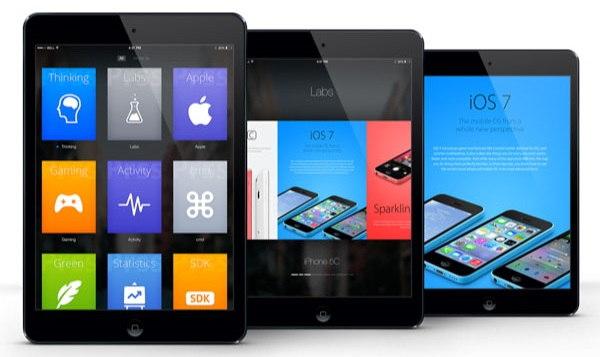 Prss-iPad