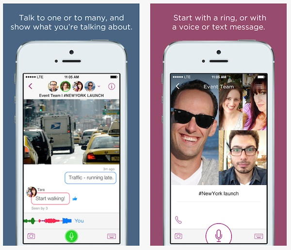 Talko, new instant messaging app for iOS created by a former